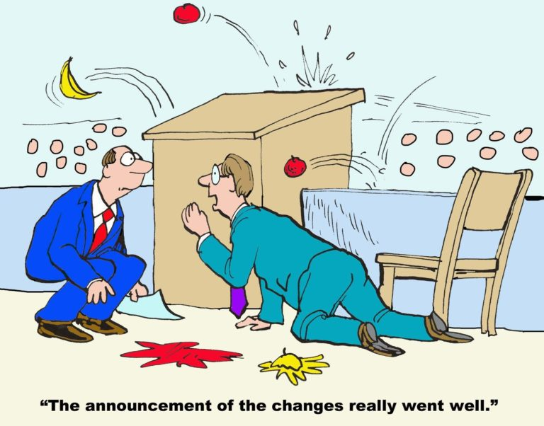 Chuck Hall Change Management